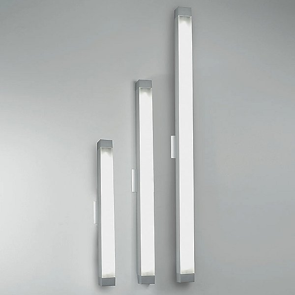 2.5 Square Strip LED Wall Light