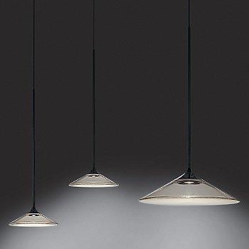3 Light / Black / illuminated