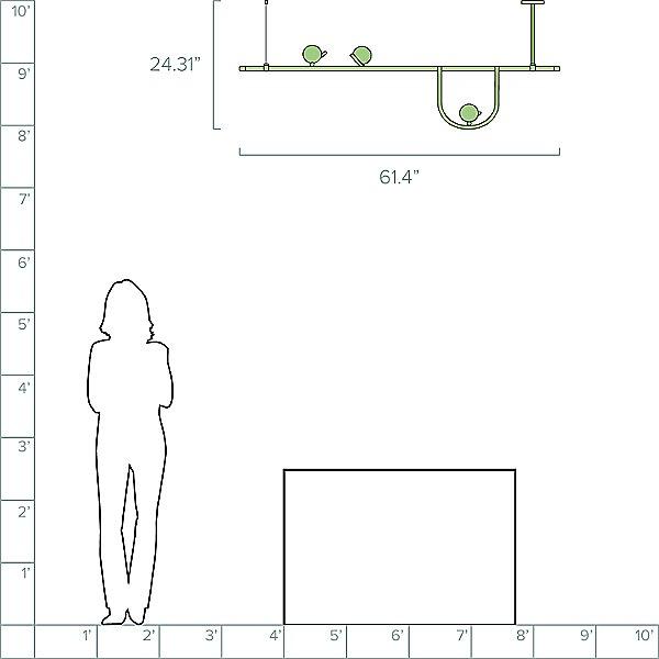 Yanzi Linear Suspension