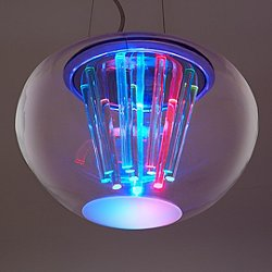 Spectral LED Pendant Light