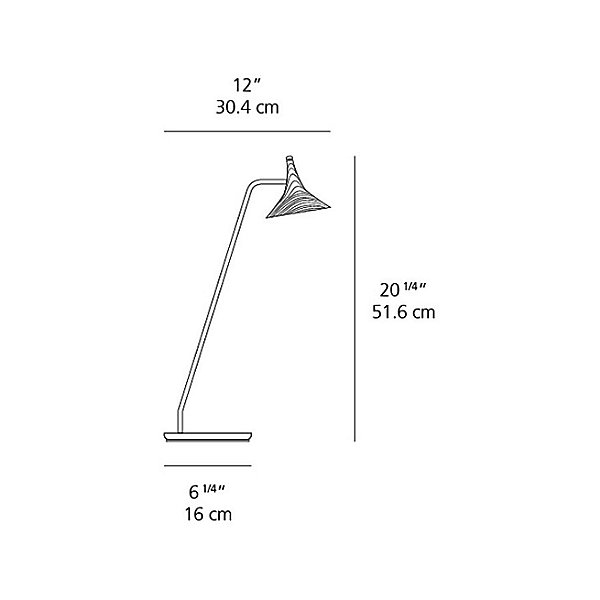 Unterlinden LED Table Lamp