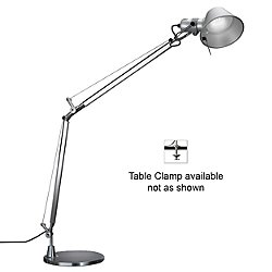 Tolomeo Classic LED Table Lamp (Table Clamp/Yes) - OPEN BOX RETURN