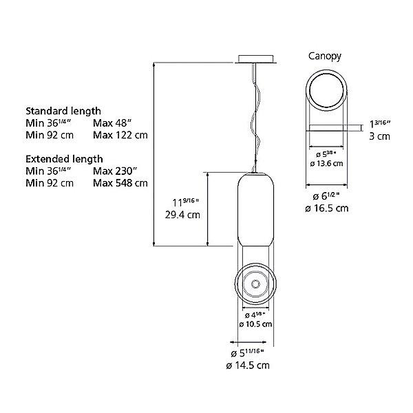 Gople Mini Pendant Light