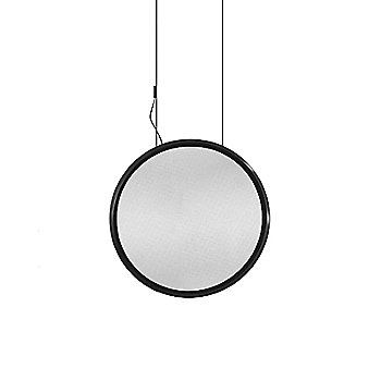 Shown in Polished Aluminum finish, Small size