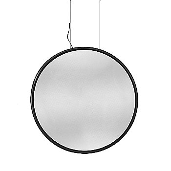 Shown in Polished Aluminum finish, Medium size