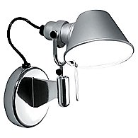 Tolomeo Micro LED Wall Spot (Without Switch)-OPEN BOX RETURN