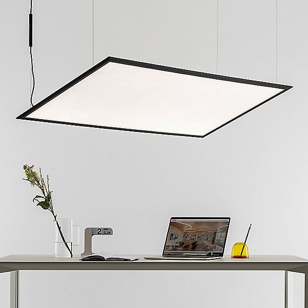 Discovery Space LED Linear Suspension Light