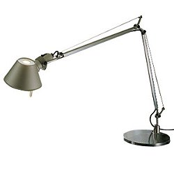 Tolomeo Classic Table Lamp (Table Base/Aluminum) - OPEN BOX