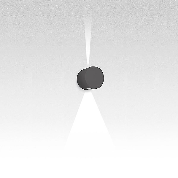 Effetto Round Outdoor LED Wall Light