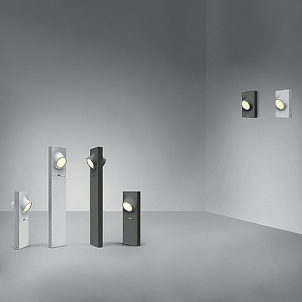 Ciclope Outdoor LED Wall Light