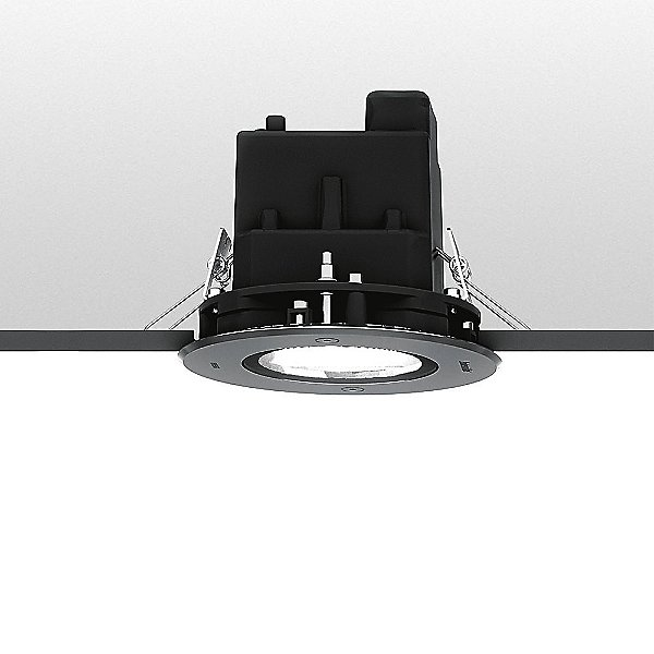 Ego Recessed Round Outdoor LED Ceiling Light