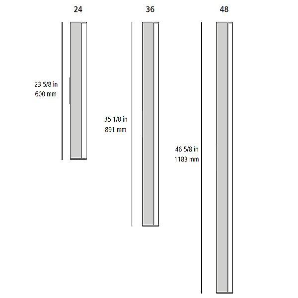 LEDbar 48 Inch LED Wall/Ceiling Light