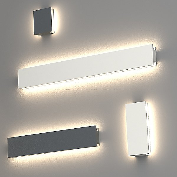 Lineaflat 12-Inch Dual LED Wall / Ceiling Light