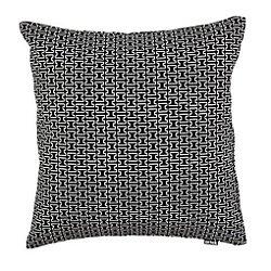 H55 Cotton Pillow Cover (Black/White/No) - OPEN BOX RETURN