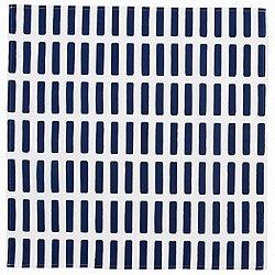 Siena Napkin (White/Blue) - OPEN BOX RETURN