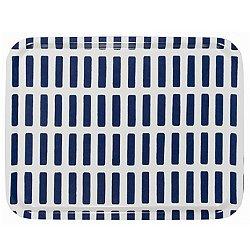 Siena Trays (Large/White/Blue) - OPEN BOX RETURN
