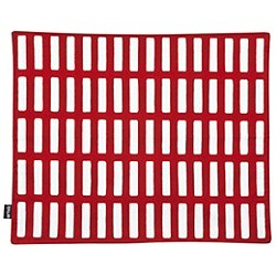 Siena Placemats (Red/White) - OPEN BOX RETURN