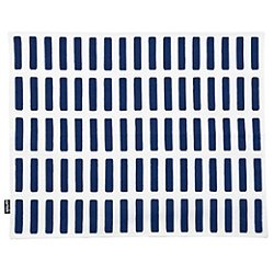 Siena Placemats (White/Blue) - OPEN BOX RETURN