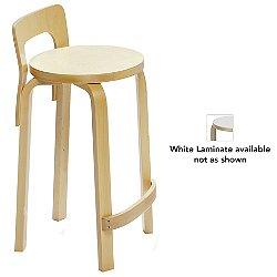 K65 High Chair (White Laminate) - OPEN BOX RETURN