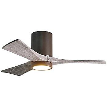 Textured Bronze Fan Body finish / Barn Wood Blade finish / 42 size
