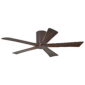 Textured Bronze finish with Walnut blades / 52 inch without light cap