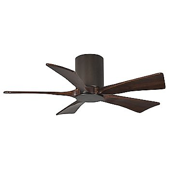 Textured Bronze finish with Walnut blades / 42 inch without light cap
