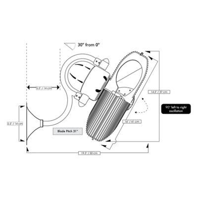 atlas fan pany laura wall fan ylighting GE Blower Motor Wiring Diagram mouse over to zoom