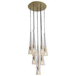 Abbey Park Multi-Light Pendant Light