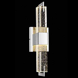 Glacier HF3012 Wall Sconce (Polished Nickel)-OPEN BOX RETURN