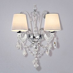 Venetian Miami 2 Arm Wall Sconce