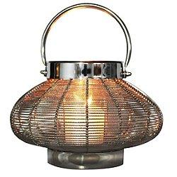 Venus 2 in 1 Tabletop Fireplace/Lantern