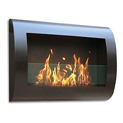Chelsea Indoor Wall Mounted Fireplace