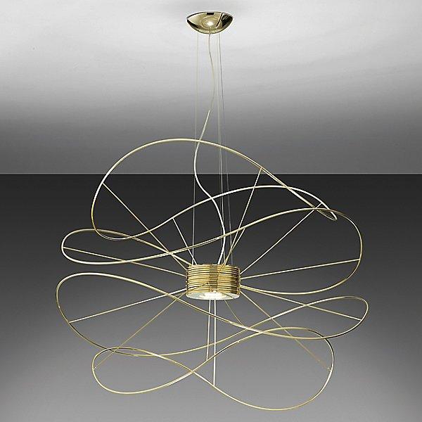 Hoops 4 LED Pendant Light
