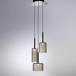 Spillray 3 Light LED Cluster Pendant