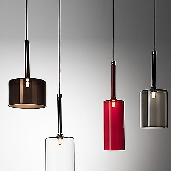 Spillray LED Pendant / in use