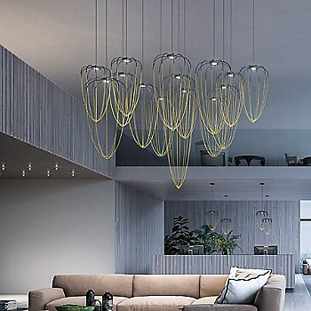 Alysoid LED Pendant collection / in use