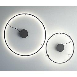 U-Light LED Wall /Semi-Flush Mount Ceiling Light