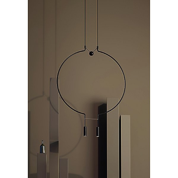 Liaison LED Round Pendant  Light