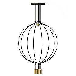 Liaison LED 8 Light Pendant Light
