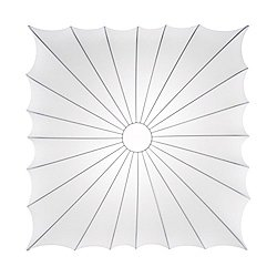 Muse Medium Square Ceiling or Wall Light