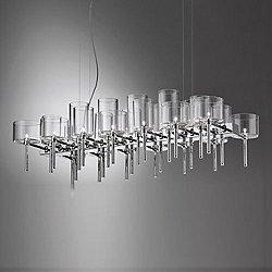 Spillray 26 LED Chandelier