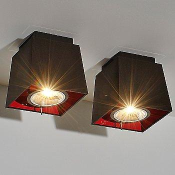 Shown lit in Brown/Fuchsia