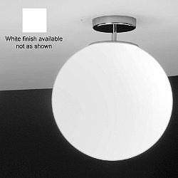 Sferis Ceiling Light (White/Medium/Incandescent) - OPEN BOX RETURN