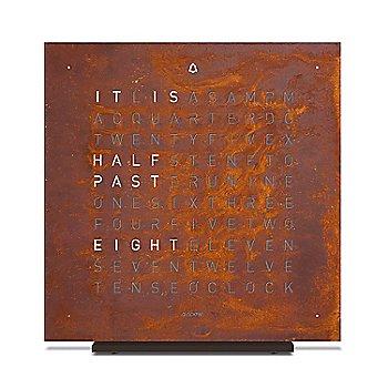 Rust color / English Language