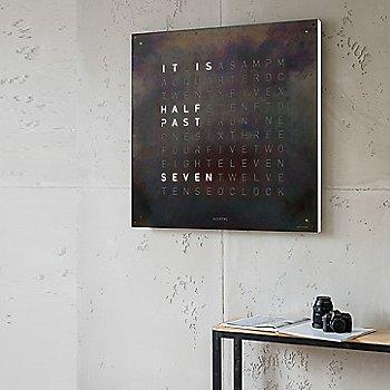 Black Raw Iron color / Large size / English Language