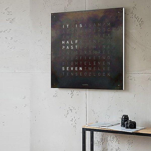 Creator's Edition Raw Iron Wall Clock