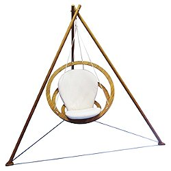 Circa Hanging Chair with Tripod Stand
