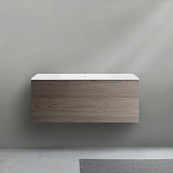 51 Collection Series 1200 Wall-Mounted Vanity and Sink