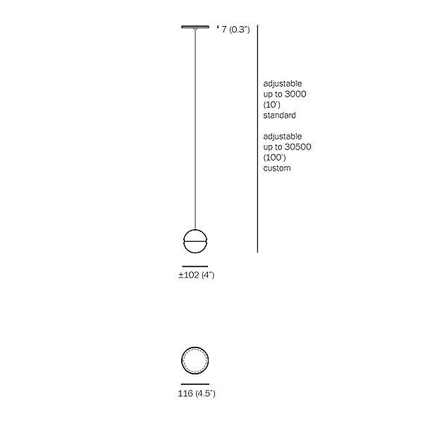 14.1 Single Pendant Light