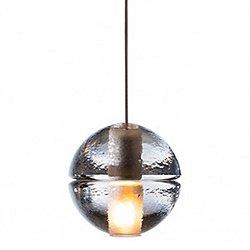 14.1 Single Pendant Light (Grey/LED) - OPEN BOX RETURN